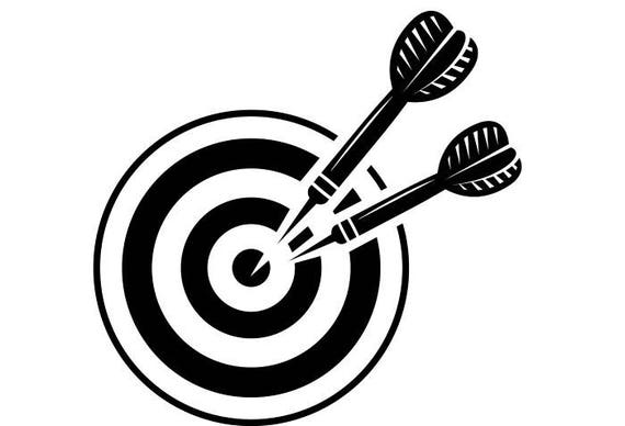 Darts Logo 1 Dartboard Tips Flights Board Championship