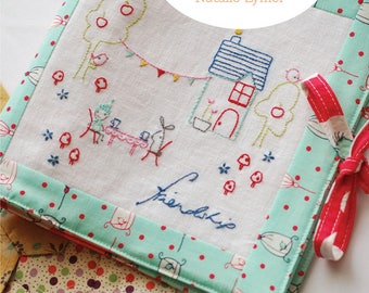 Room for Friends pattern by Natalie Lymer, Cinderberry, embroidery pattern