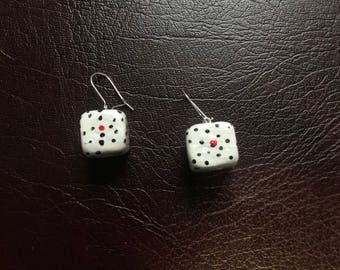 Red dot dice