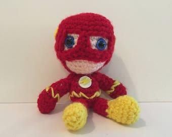 Flash Amigurumi Crochet Doll