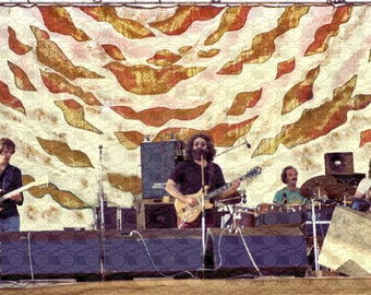 The Grateful Dead of the late 1970's
