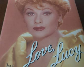 Vintage Love,  Lucy by Lucille Ball