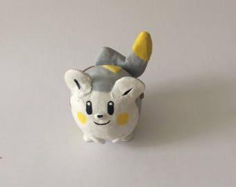 Togedemaru - Pokemon Sun and Moon