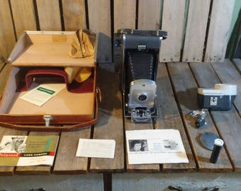 Vintage Polariod Camera Model 150