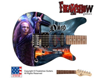 DIO Electric Guitar - Free US Shipping - Freakshow Guitars