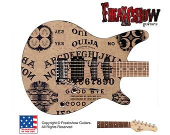 OUIJA Electric Guitar - Free US Shipping - Freakshow Guitars