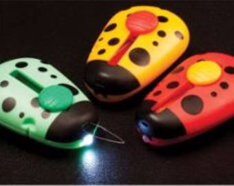Needle Beetle Threader with LED light