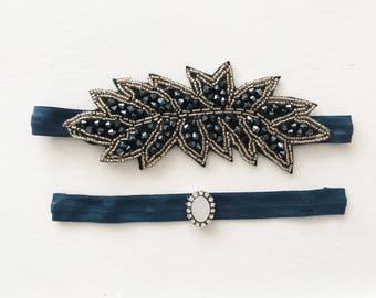 Something Blue Bridal Garter, pearl NO SLIP Lace Wedding Garter Set, bridal garter set, vintage rhinestones, pearl and rhinestone garter set