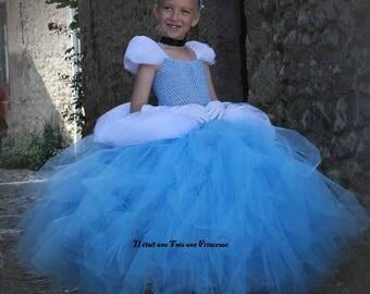 Princess dress, inspired by Cinderella