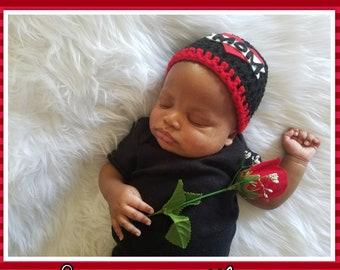 Newborn Boys' Mom Beanie/Mom Hat