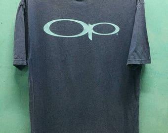 SALE 25% Vintage 90s OP Ocean Pacific Tshirt Size L