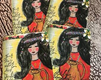 Rebekah journal cards