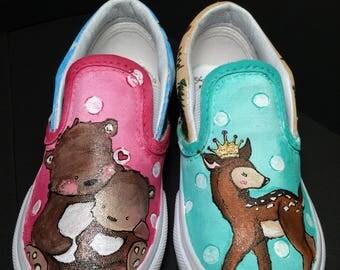 Custom Shoes - Toddler