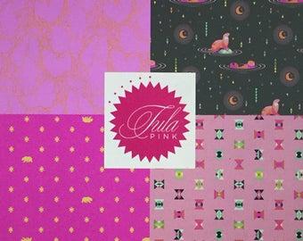 NEW Spirit Animal Pink FQ Bundle by Tula Pink