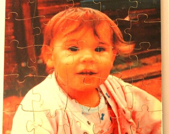 Puzzle wooden personalized with your own photos