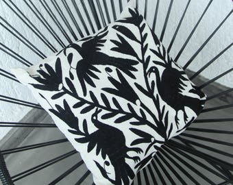 Oaxaca Pillow Case - Jet