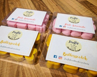 Pink Lemonade limited edition mini melts pack of 12