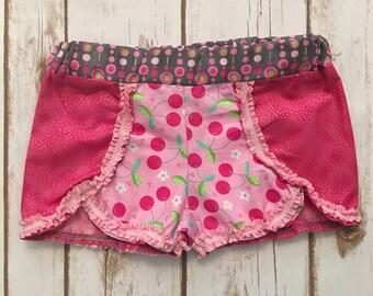 Boho size 2 Cherry Shorts