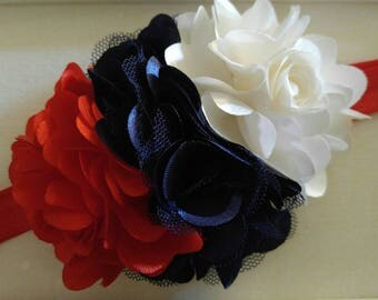Freedom flowers | infant to 2 years | headband