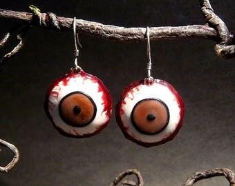 Eye-Earrings