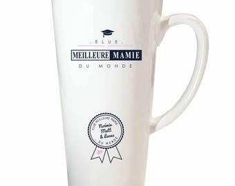 Christmas gift Grandma - Mug personalize Grandma - birthday gift - Grandma gift mother Grandma