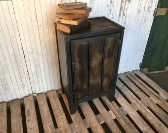Jam furniture wood and steel