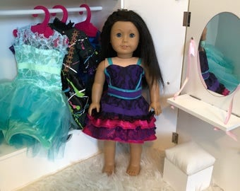 Descendants Mal Doll Outfit