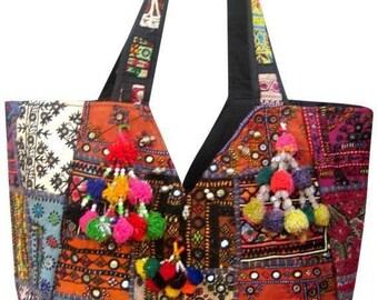 Tribal Indian banjara Handbags,Tote bag