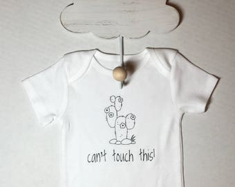 Baby graphic Onesie, baby clothes, personalized onesie