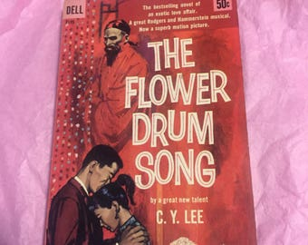 1960's - The Flower Drum Song book by CY Lee