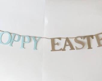 Hoppy Easter banner