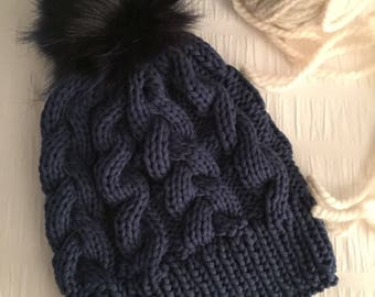BANFF winter beanie hat