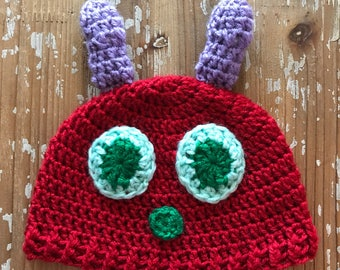 Hungry Caterpillar Crochet