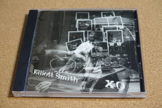 XO by Elliott Smith Vintage CD Compact Disc