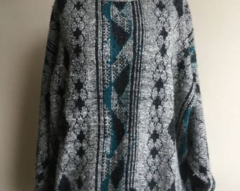 Vintage Christmas Wool Jumper