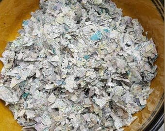 Genuine Shredded Money Uk Currency/Hoodoo/Witch/Spell