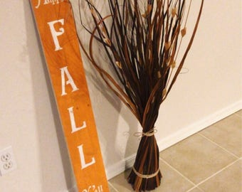 Happy fall y'all outdoor fall sign