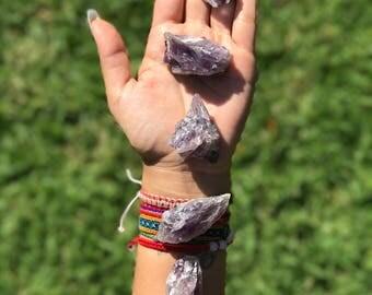 Raw Amethyst Crystal