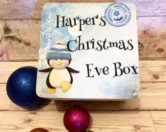 Small Christmas Eve box