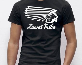 Indian - Zawai Tribe T-shirt