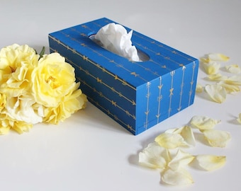 """""""Arrows"""" - Tissue Box - My Little Boxes Painted tissue box"""