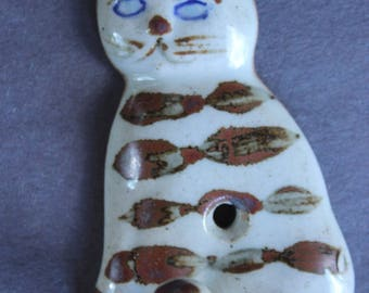 Takahashi Japan Ceramic Cat Hook