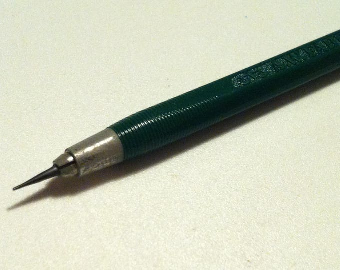 Vintage Faber Castell TK pencil mine pen cop 9400 F Germany