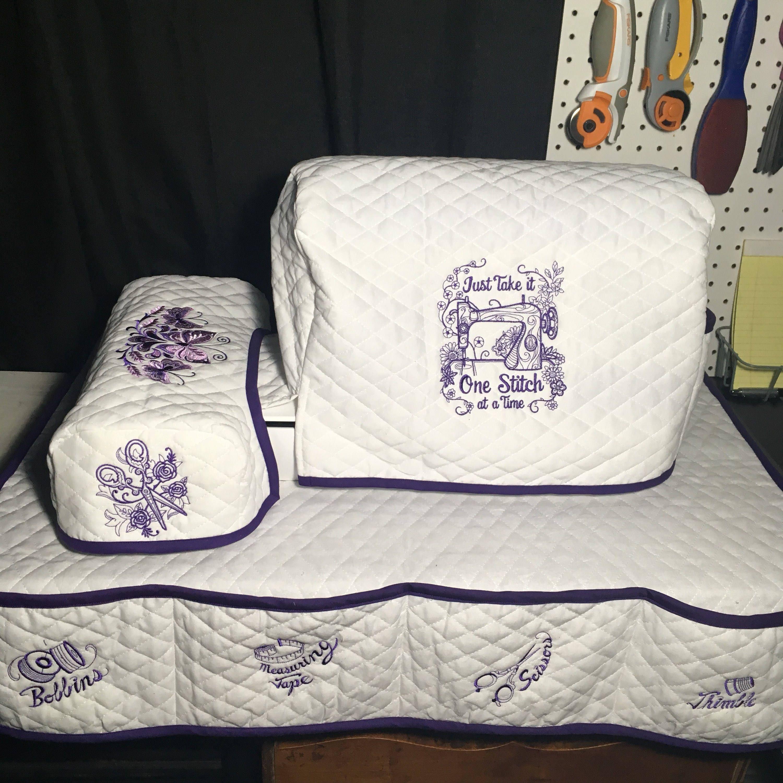 Custom brother quattro babylock ellisimo embroidery