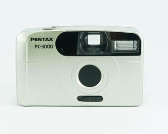 Pentax PC-3000 (with film and batteries)