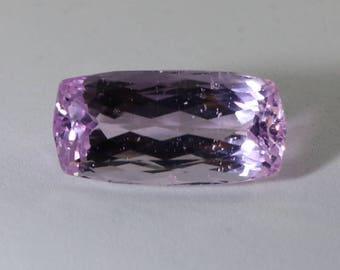Pink Kunzite or Spodumene 49.20ct