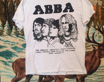 ABBA shirt sm med large