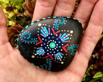 Painted Rock Design