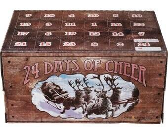 Craft Advent Box