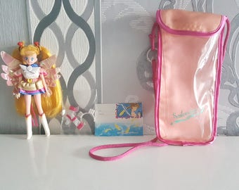 Eternal Sailor Moon Doll with Wings Sailor Stars Figure Old Japanese Toy